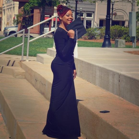 73b889fd6baf4d Fashion Nova Dresses & Skirts - Love Sex Magic Large Black Dress by Fashion  Nova